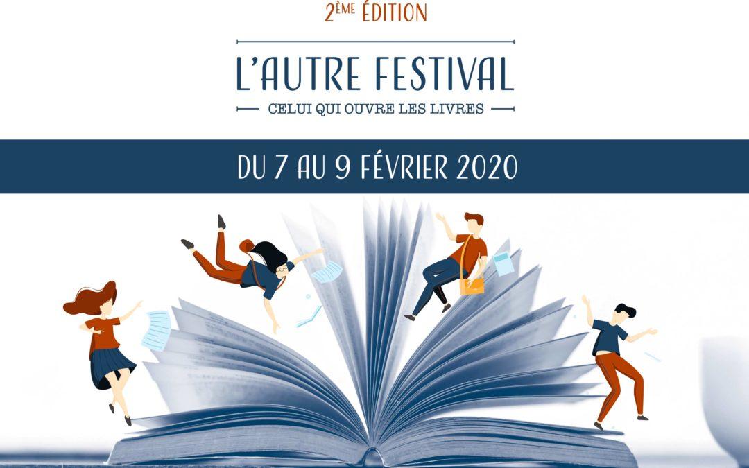 L'autre Festival celui qui ouvre les livres